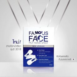 Famous face hot mask sheet