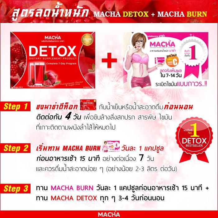 Macha Detox 2