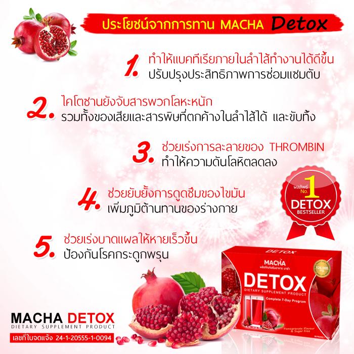Macha Detox 4