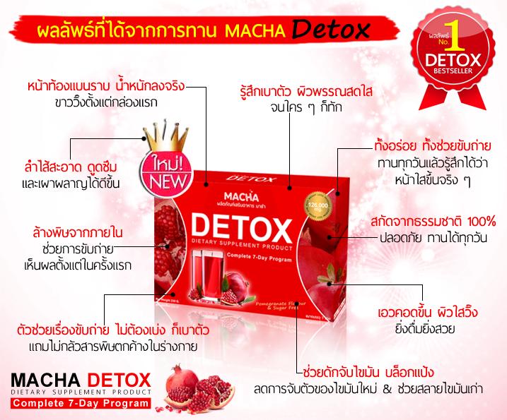 Macha Detox 6