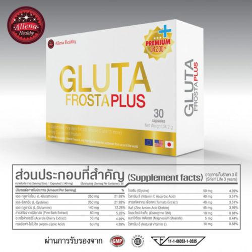 Gluta Frosta Plus1
