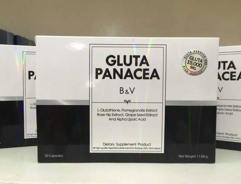 Gluta Panacea B&V By Pang กลูต้าพานาเซีย&บายแป้งของแท้ราคาถูก ปลีก/ส่ง โทร 089-778-7338-088-222-4622 เอจ