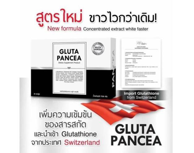Gluta Panacea BampV