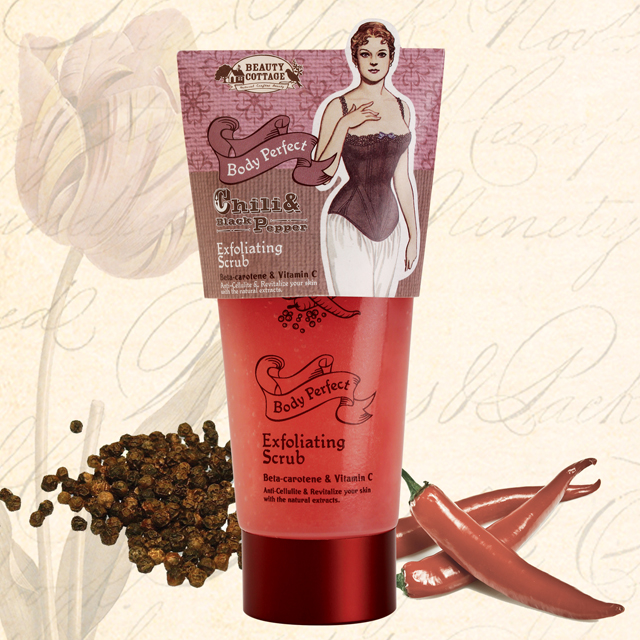Beauty Cottage Chili  Black Pepper