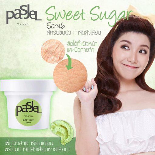 Pasjel Sweet Sugar Scrub
