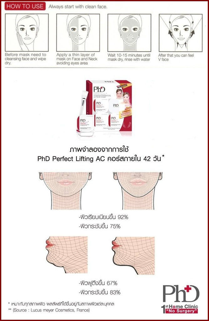 PhD Perfect Lifting Mask2