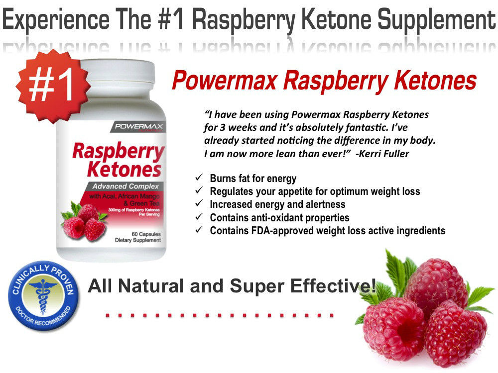 Powermax Raspberry Ketones2