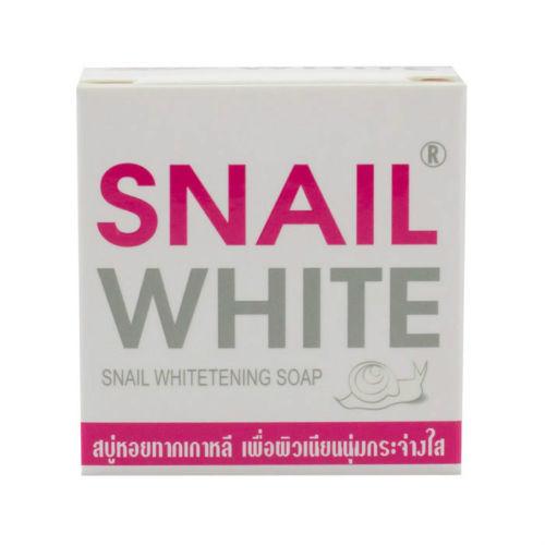 Snail White Whitening Soap 75g Thailand Best Selling