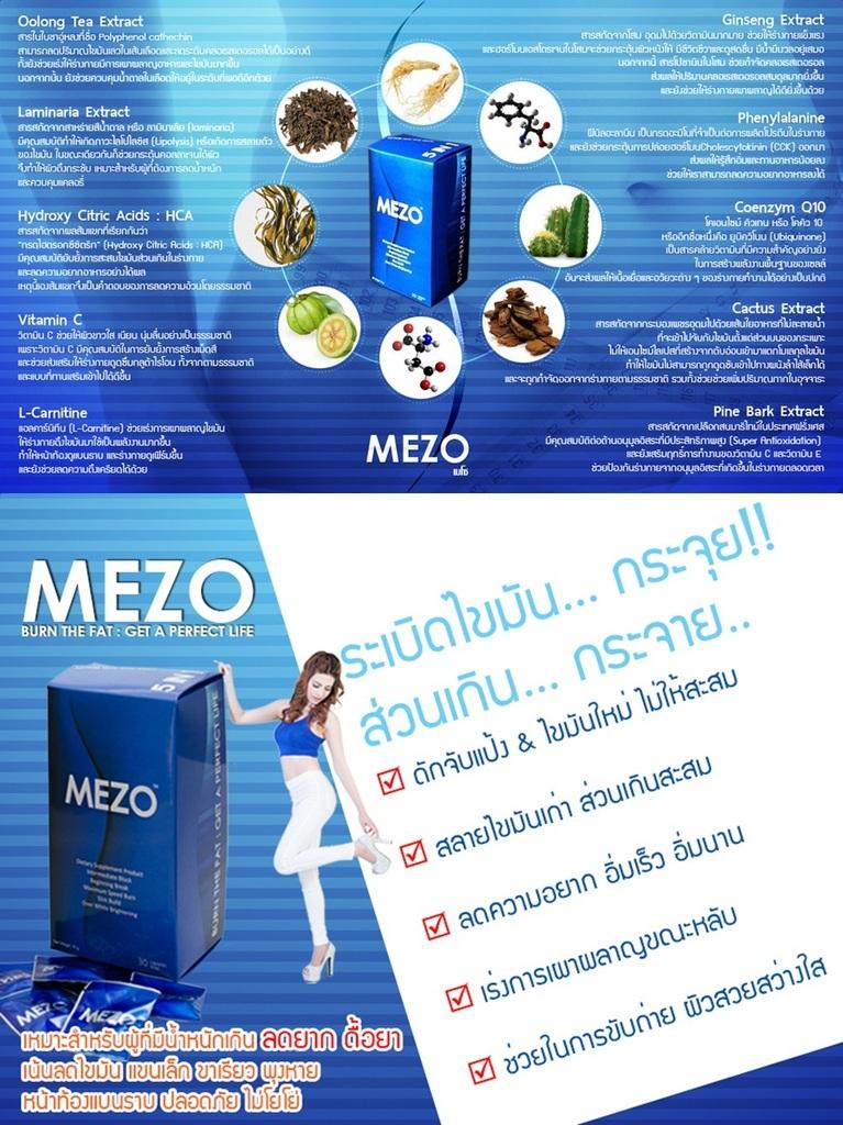 MEZO Dietary Supplement
