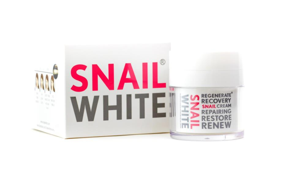Namu-Snail White Face Cream Regenerate Recovery Renew ...