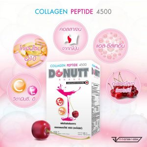 Collagen Peptide 4500 mg