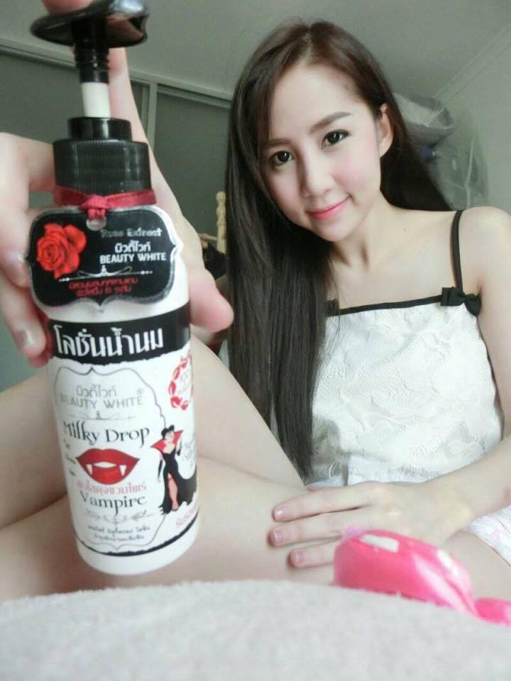 Vampire Milky Drop Body Lotion4