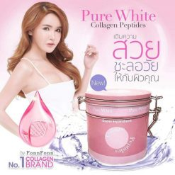 Pure white collagen by fonnfonn