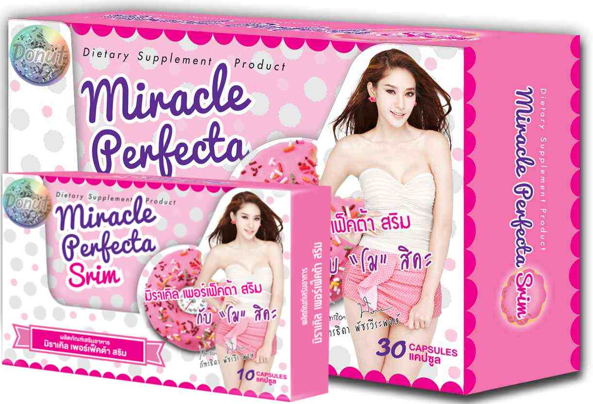 Donut Miracle Perfecta Srim2