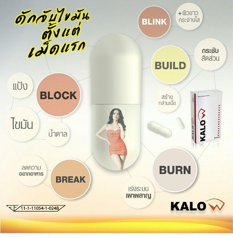 KALOW Innovation of Dietary Supplement2