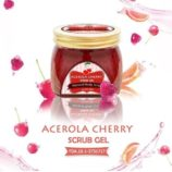 Acerola cherry scrub gel Little Baby0