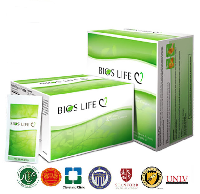 Bios Life Complete 60 Sachets Strengthening And Body