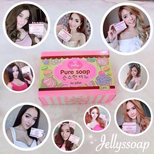 Pure Soap by Jellys