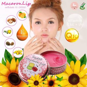 Sweet Macaron Lip Balm