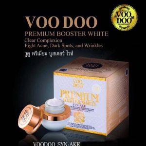Voodoo Premium Booster White SYN-AKE