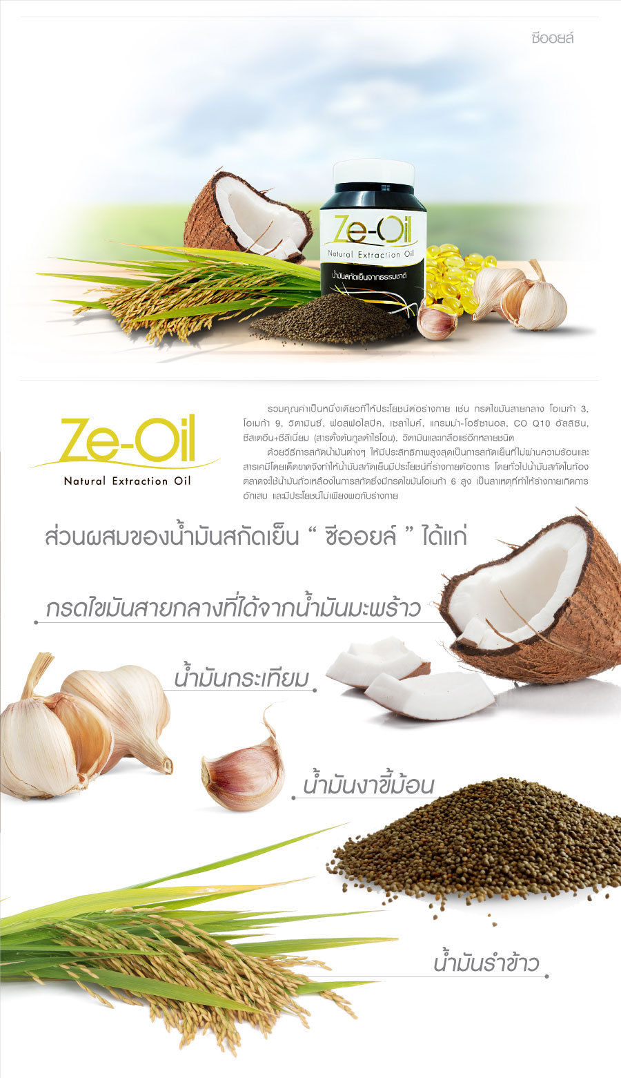 Ze-Oil GOLD2