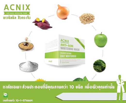 Acnix mask3