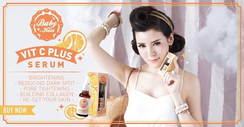BABY KISS VIT C SERUM PLUS5