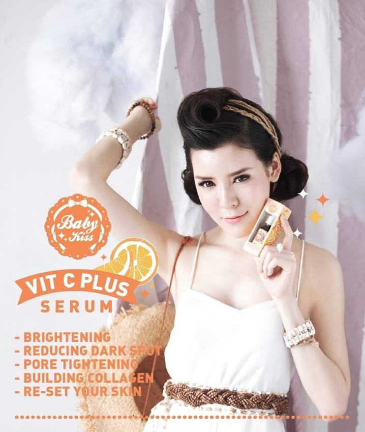 BABY KISS Vit C Serum