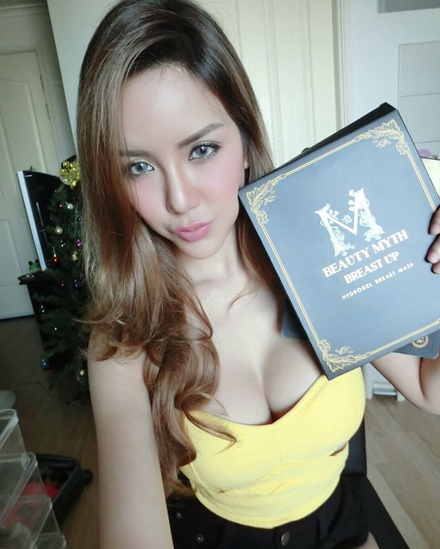 Beauty Myth Breast Up Hydrogel Mask9