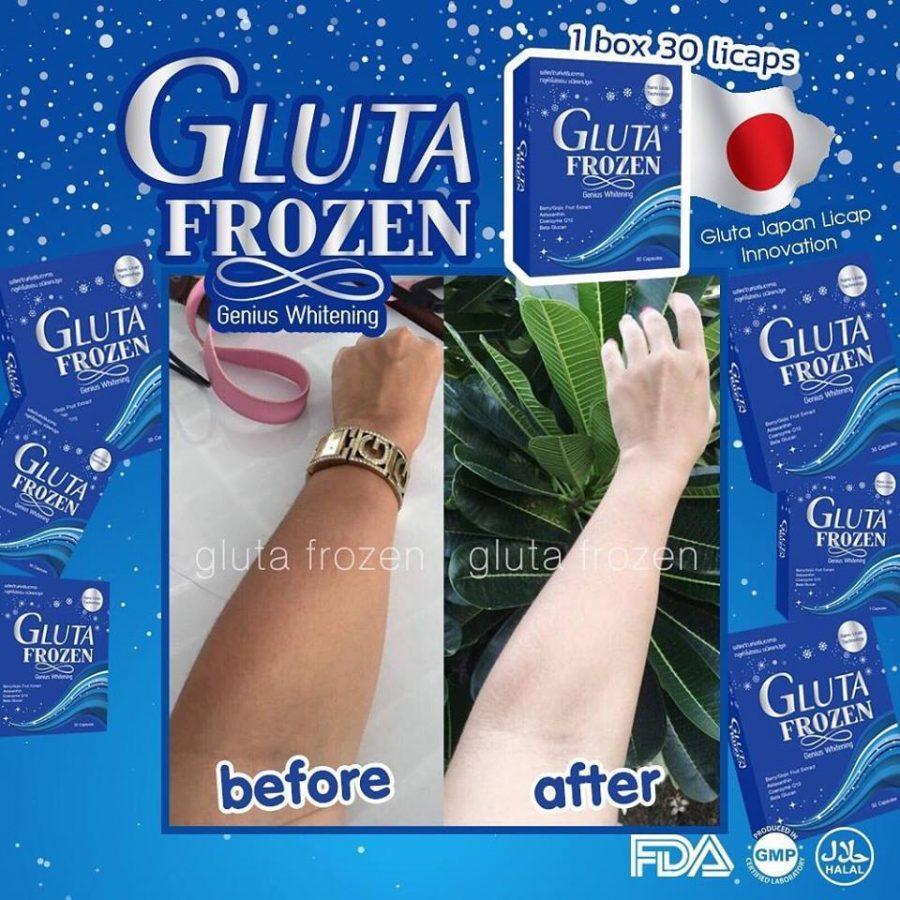 Gluta Frozen