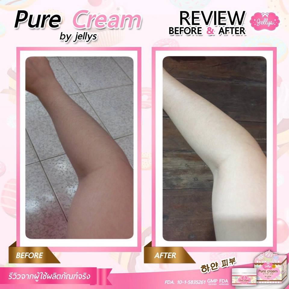 Pure Cream by Jellys