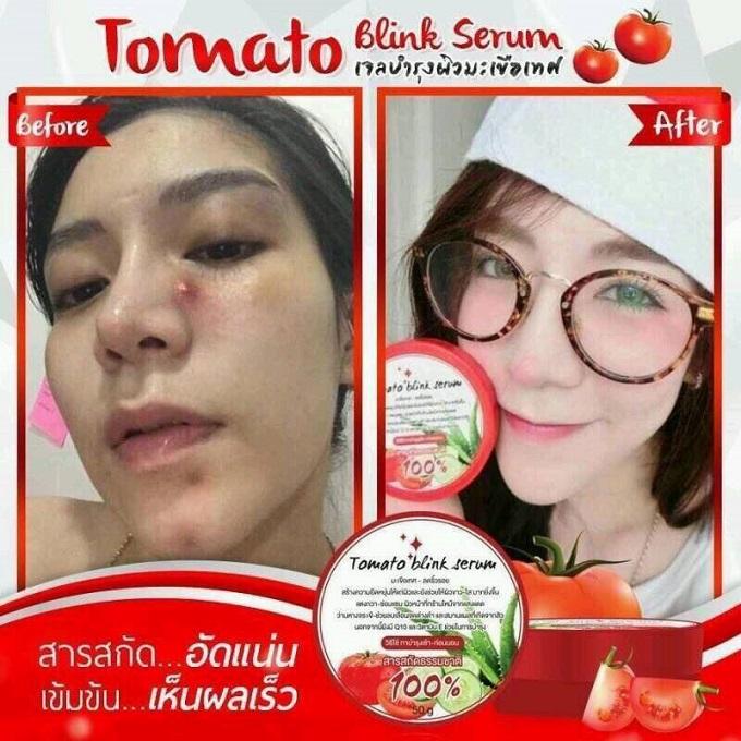 Tomato Blink Serum8