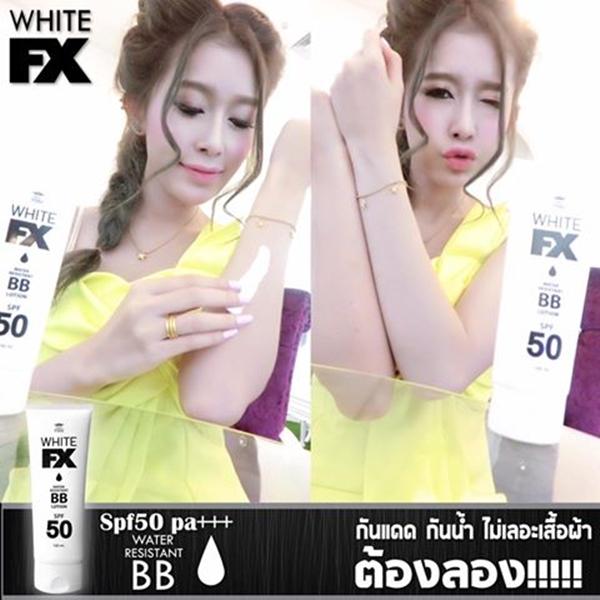 WHITE FX PRINCESS PRIM BB LOTION6