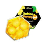 B'Secret Golden Forest Honey Bee Ball Soap