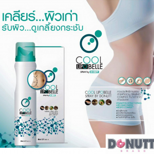 Cool Lipobelle Spray
