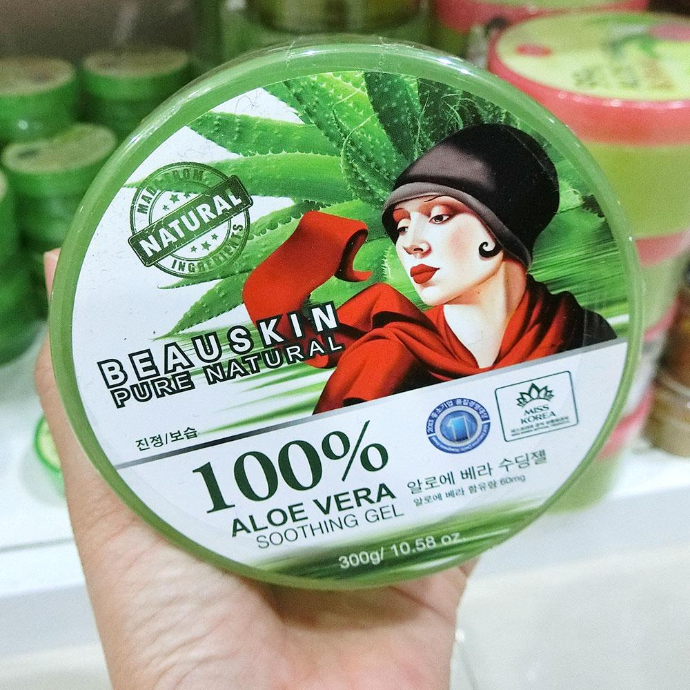100 Aloe Vera Gel For Hair