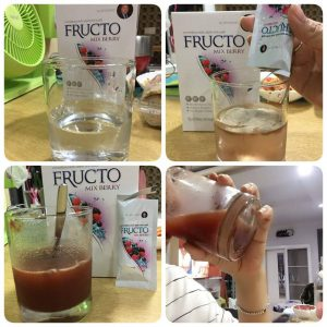 Fructo Mix Berry by Morseng9