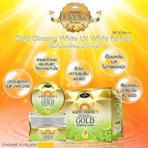 Gold Ginseng Lemon Cream by Jeezz6