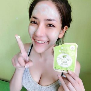 Green Tea Mask by BFC25