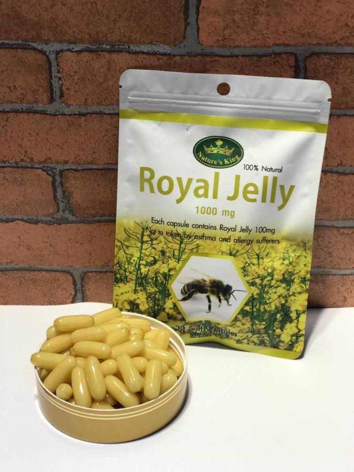how to take royal jelly for weight loss