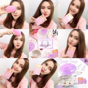 Neon Sweet Whitening Cream Soap 16