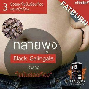 Nfinite F.B. Fat Burn11