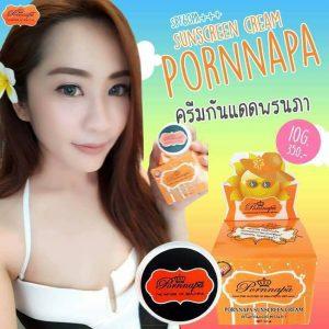 Pornnapa Sunscreen13