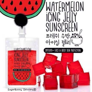 Watermelon Icing Jelly Sunscreen8