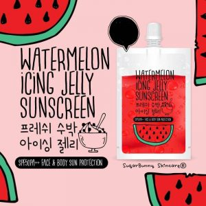 Watermelon Icing Jelly Sunscreen9