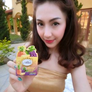 Alice PINEAPPLE & GRAPE SEED CREAM19