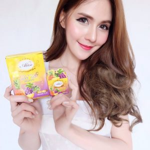 Alice PINEAPPLE & GRAPE SEED CREAM20