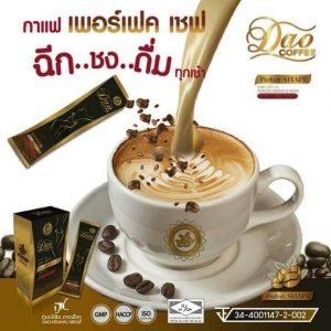 Dao Coffee Perfect Shape Original6