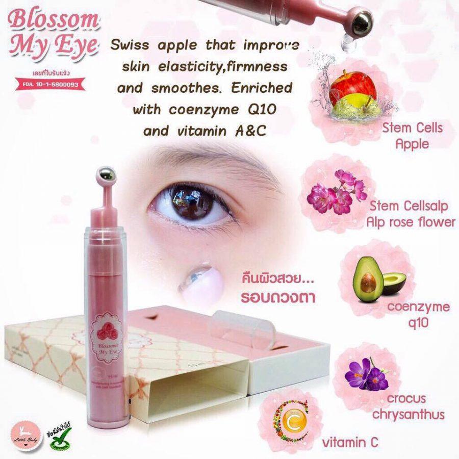 Little Baby Blossom My Eye