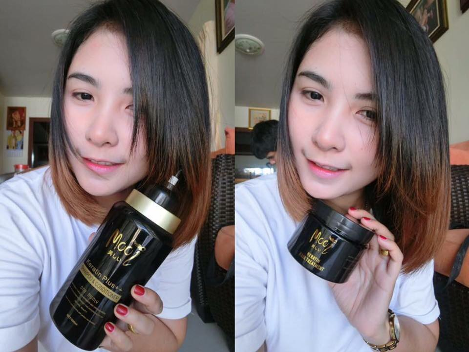 Mooi Keratin Hair Treatment Thailand Best Selling
